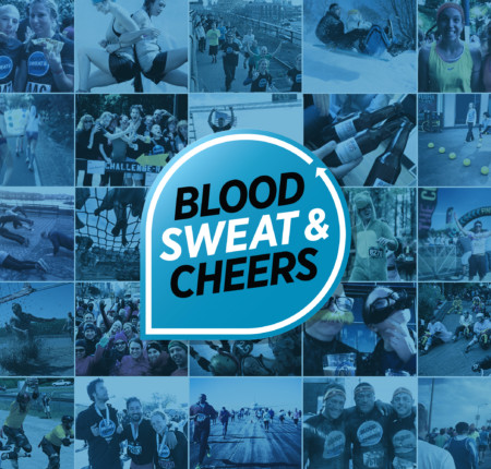 Blood Sweat & Cheers